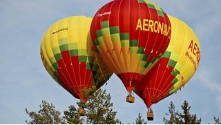 Плыви по воздуху! Полет на воздушном шаре для одного или двоих от клуба чемпионов воздухоплавания «Аэронавт»! Скидка 60%!