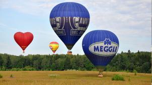 Полеты по купонам для тебя! Полет на воздушном шаре для одного или двоих в клубе «Аэронавтика»! Скидка 60%!