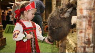Мы идем в Зоо! Посещение контактного зоопарка «Рога и копыта» в любой день недели со скидкой 50%! Своди детишек в зоопарк!