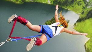Джампинг по купону! Экстремальные прыжки на веревочной системе от компании Extreme Family для одного или двоих