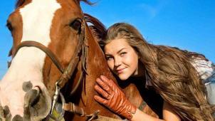 Стань крутым наездником! Уроки верховой езды или экскурсия «Знакомство с лошадью» в школе верховой езды «Гармония»