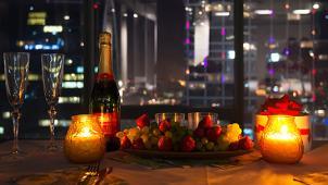 Свидание в Москва Сити! Романтическое свидание для двоих на сверхвысоких этажах в небоскребах Москва-Сити! Скидка 61%!