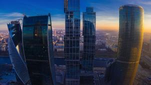 Экскурс пешком! Пешая экскурсия по Москва сити с посещением открытой смотровой площадки моста Багратион! Скидка 86%