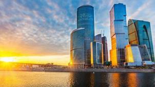 Для детей и взрослых будет интересно! Пешая экскурсия по Москва сити с посещением открытой смотровой площадки моста Багратион!