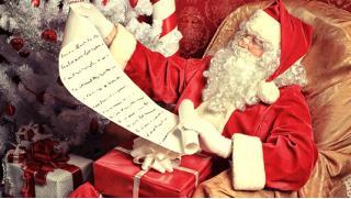 Письмо или видеопоздравление от Деда Мороза от компании «ОнлайнПодарок»! Поздравим Ваших близких!