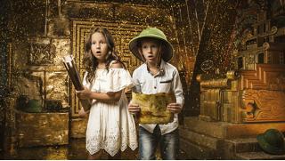 Древний клад! Участие в квесте «Золото майя» в будни и выходные от компании Quest Side со скидкой до 88%!
