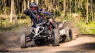 Твой байк, твои правила! Катание на квадроцикле, питбайке или кроссовом мотоцикле от компании Pro-kvad со скидкой 83%!