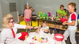 Купон бесплатный! Проведение праздника для детей от 4 до 18 лет в развлекательном центре «Рубикон-батут»!
