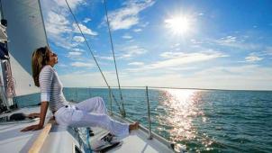 Управлять яхтой! Обучение управлению и трехчасовая прогулка на парусной яхте для 1, 2 или 4 человек от парусного клуба SailMoscow