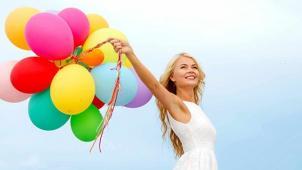 Будет много шариков! Гелиевые шары с обработкой Hi-Float, композиции из воздушных шаров от компании «Шут и Ко»!