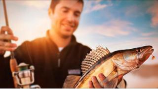 Рыбачить круто! Рыбалка на весь день в ближайшем Подмосковье на базе «Рыболов Сосенки» со скидкой 47%!