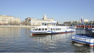 Скидка до 59% на прогулки по Москве-реке с экскурсией и ужином на теплоходе от компании «Праздник на воде»!