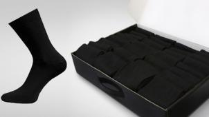 Кейсы элитных носков премиум-класса из бамбука и хлопка от интернет-магазина Sox2Box! 15, 30 или 60 пар на выбор!