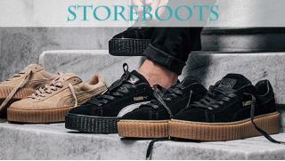 Обувь Nike, New Balance, Asics, Adidas, Puma, Converse от интернет-магазина StoreBoots + подарки к каждой паре!