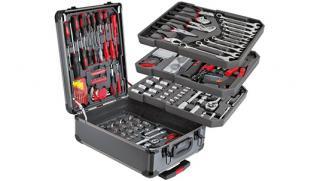 Любому хозяину всегда пригодится! Набор инструментов из 187 предметов KomfortMax со скидкой 76%!