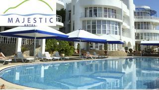 Spa-отдых для двоих в отеле Majestic в Крыму (Заезды до 30 апреля) 3-разовое питание, романтический ужин, пользование spa-зоной!