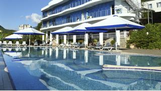 А мы в Крым! Spa-отдых для двоих в отеле Majestic! Питание, романтический ужин! Скидка 54%! Заезды с 10 мая по 15 июня!