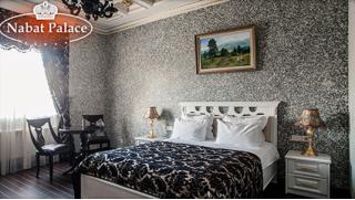 Роскошь для двоих! Отдых в отеле Nabat Palace 5*: уютные номера, подогреваемый бассейн, хаммам, питание, турецкий пилинг!