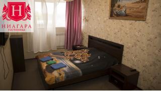 Едем в Самару! Отдых с проживанием в двухместном номере выбранной категории в гостинице «Ниагара»! Скидка 53%!