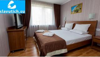 Релакс здесь! Отдых в санатории «Славутич»: номера на выбор, 3-разовое питание, полный курс лечения, соляная комната и не только