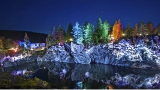 Однодневные туры! «Мраморное сердце Карелии» в горный парк Рускеала, Выборг, Новгород, Старую Слободу и не только!