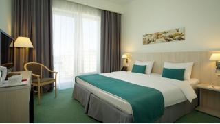 Зимой на море! Отдых в оздоровительном комплексе «Сочи Парк Отель» от турагентства «Вигор-тур» со скидкой 60%!