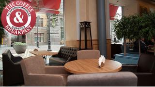 В Питере есть! Все меню кухни и напитки в гастрономической кофейне The Coffee & Breakfast со скидкой 50%!