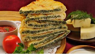 Осетинские пироги всего от 200 руб от службы доставки «Дары Осетии»! С мясом, курицей, зеленью и грибами и не только