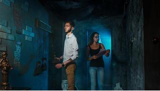 Купон на участие в квест-баттле «Ангелы и демоны» для команды до 4 человек в будни от компании Truexit на «Академической»!