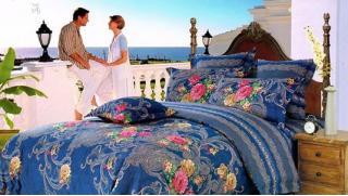 """Текстиль для Вас! Скидка 50% на покупку любого постельного белья в категории сатин и халаты от магазина """"Текстиль для Дома""""!"""