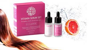 Концентрат витаминов для волос и кожи головы WOWHAIR или Концентрат витаминов для здоровой и сияющей кожи WOWSKIN со скидкой 30%!