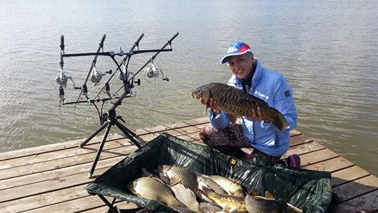 туры. на рыбалку